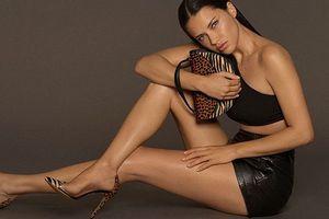 Thiên thần nội y Adriana Lima quyến rũ tuyệt sắc ở tuổi 37