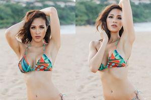Showbiz 20/9: Phương Mai diện bikini sexy khoe vòng một bốc lửa