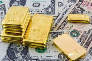 Vàng tăng giá, USD giữ ở mức cao