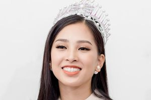 Bị chê học kém, chảnh chọe, Hoa hậu Trần Tiểu Vy vẫn được thầy cô bênh vực
