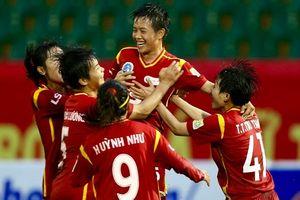 Vòng 10 giải nữ VĐQG 2018: TP.HCM I, Hà Nội thắng đẹp