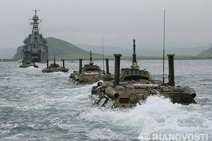 Nghệ thuật tác chiến đổ bộ của thủy quân lục chiến