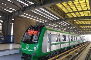Dự kiến cuối năm nay sẽ khai thác thương mại tuyến đường sắt Cát Linh – Hà Đông