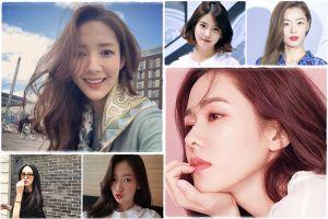 5 kiểu tóc chuẩn 'HOT trend' 2018 được các mỹ nhân Hàn lăng xê