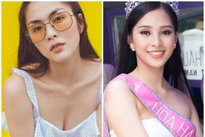 Tin sao Việt 24h: Tăng Thanh Hà khoe ngực đầy, tân Hoa hậu Tiểu Vy... mất tiếng
