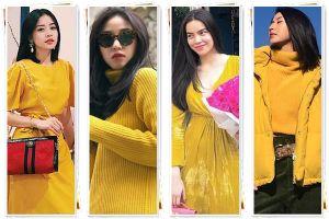 Những mẫu trang phục Thu 2018 được sao Việt lựa chọn nhiều nhất