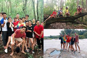Lên kèo rủ hội bạn thân trải nghiệm cắm trại qua đêm ở thác Mai Đồng Nai