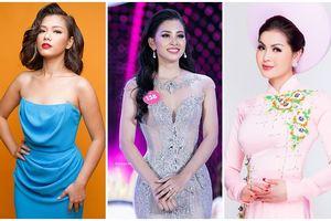 2 mỹ nữ cùng tên Vy tới Tân Hoa hậu Việt Nam: Người hạnh phúc với cuộc sống mẹ bỉm sữa, kẻ rời quê 11 năm vì scandal nhạy cảm