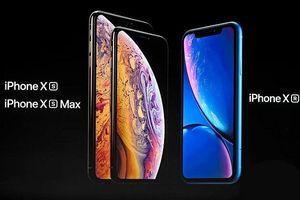 Thông số pin của bộ 3 Apple iPhone XS, XS Max và XR