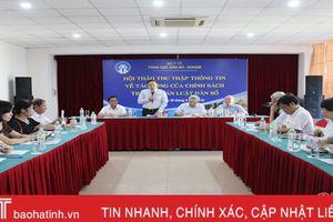 Tổng hợp ý kiến đóng góp xây dựng Luật Dân số để trình Quốc hội