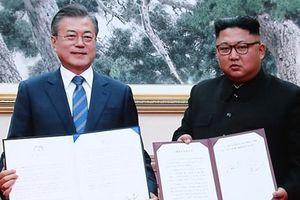 Trung Quốc hoan nghênh cuộc gặp thượng đỉnh liên Triều