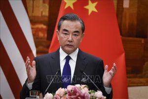 Trung Quốc ủng hộ mạnh mẽ nỗ lực vì hòa bình trên bán đảo Triều Tiên