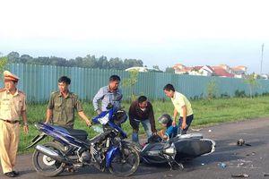 Trên đường đi dạy học, một thầy giáo tử vong do va chạm giao thông