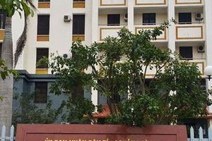 Truy tìm kẻ lạ mặt đột nhập sở TN&MT Quảng Bình trộm tài sản