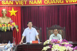Bộ trưởng Thể: Điều chỉnh hướng tuyến đường Hồ Chí Minh qua Bắc Kạn