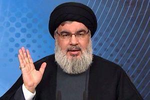 Thủ lĩnh Hezbollah: Nhóm sẽ ở lại Syria sau chiến sự tại Idlib