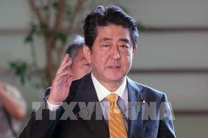 Thủ tướng Shinzo Abe cam kết về đất nước Nhật Bản tự hào và đầy hy vọng