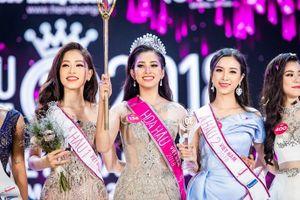 Ban tổ chức lên tiếng về điểm thi, học lực của Hoa hậu Trần Tiểu Vy