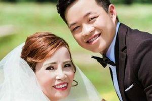 Chú rể 26 tuổi chia sẻ trước giờ đón cô dâu 61 tuổi: 'Tôi sống đơn giản lắm, chỉ cần vợ vui vợ thích là được'