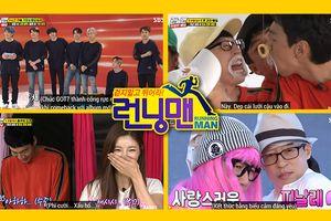 Running Man tập 418: GOT7 quá bảnh trai, Kwang Soo ngượng ngùng đứng cạnh 'hoa hậu yoga' Yoo Seung Ok