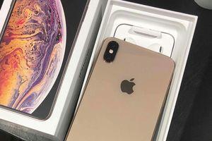 Nóng: iPhone Xs và iPhone Xs Max bị tuồn ra sớm, đang về VN với giá không dưới 80 triệu đồng