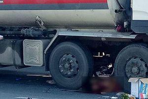 Hải Phòng: Va chạm với xe bồn chở xăng 2 người tử vong