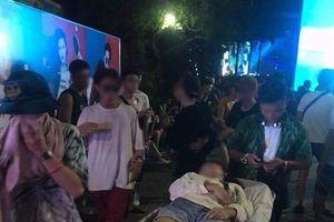 Loại ma túy nào tại lễ hội âm nhạc Hồ Tây khiến 7 người tử vong?