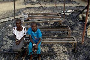 104 triệu trẻ em trên thế giới không được đến trường vì xung đột và thiên tai