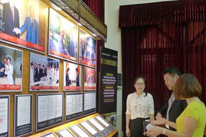 Triển lãm trực tuyến 'Lịch sử quan hệ hợp tác Việt Nam - Nhận Bản qua tài liệu lưu trữ quốc gia tiêu biểu'