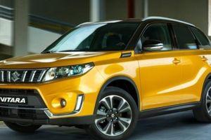 Suzuki Vitara 2019 'hiện hình' hoàn toàn trước thềm ra mắt chính thức tại Paris