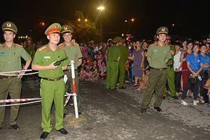 An ninh cho Liên hoan trình diễn di sản văn hóa phi vật thể quốc gia