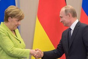 Tình hình Syria nóng hầm hập, Thủ tướng Đức lại tìm tới ông Putin