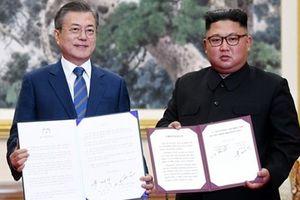 Việt Nam hoan nghênh kết quả Hội nghị Thượng đỉnh liên Triều lần 3