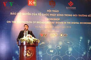Vi phạm quyền tác giả, quyền liên quan ở Việt Nam khá nghiêm trọng