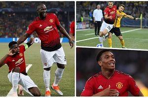 Young Boy 0-3 MU: 'Cuộc dạo chơi' của Quỷ đỏ