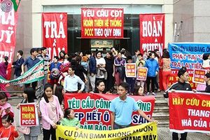 Tranh chấp ở chung cư, đừng 'chụp mũ' cư dân thành phản động Việt Tân