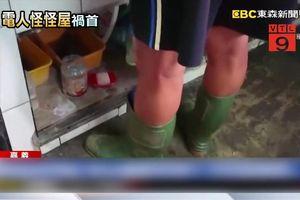 Gia đình Đài Loan đi ủng trong bếp suốt 7 năm vì lý do không ngờ