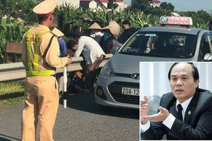 CSGT lao ra giữa cao tốc chặn xe, luật sư: 'Không nên đánh đổi nguy hiểm để xử lý vi phạm'