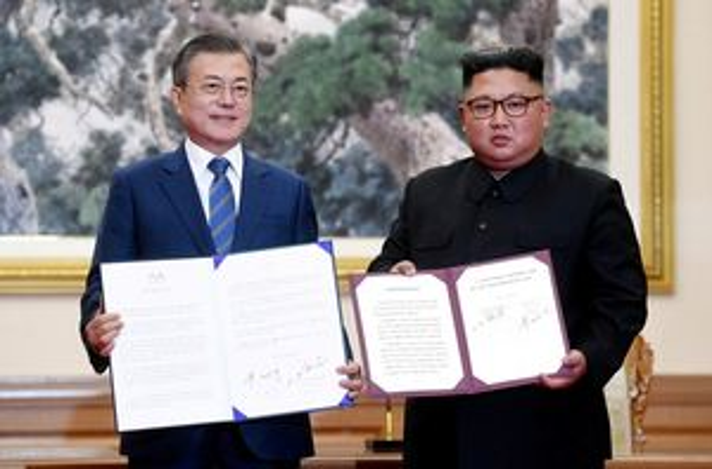 Việt Nam hoan nghênh kết quả Hội nghị Thượng đỉnh liên Triều tại Bình Nhưỡng