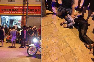 3 kẻ liều lĩnh xông vào cướp tiệm vàng Trường Ký ở Sơn La