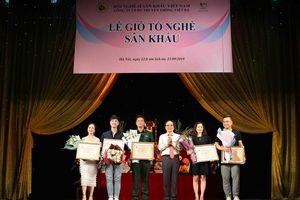 Trao giải thưởng sân khấu 2017 và Giỗ tổ nghề sân khấu 2018