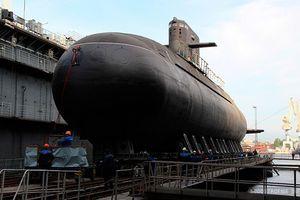 Nga hạ thủy tàu ngầm diesel-điện có thời gian đóng 'dài nhất thế giới'