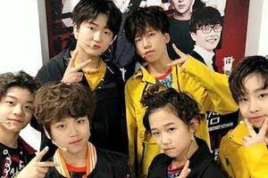 Nhóm nhạc nam vừa hoàn thành bậc tiểu học của JYP gây chú ý
