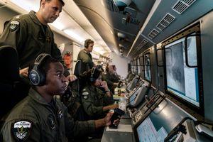 Máy bay trinh sát Mỹ bị TQ yêu cầu rời Biển Đông 'ngay lập tức'