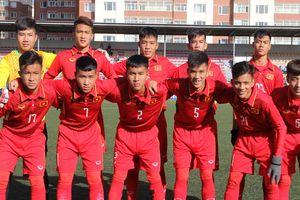 U16 VN thất bại ở trận ra quân tại châu Á bởi bàn thua trên chấm 11 m
