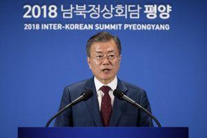 Tổng thống Hàn Quốc: Tiến triển vấn đề Triều Tiên giờ phụ thuộc Mỹ