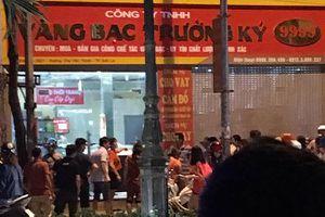 3 thanh niên đi ôtô đến cướp tiệm vàng ở Sơn La