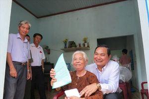 EVNSPC tặng 10 căn nhà tình nghĩa cho bà con khó khăn huyện Bù Đốp