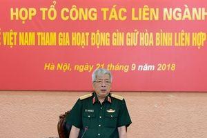 Việt Nam tăng hoạt động gìn giữ hòa bình Liên hợp quốc