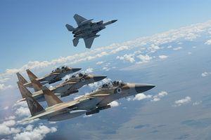 Israel sẽ không ngừng không kích Syria